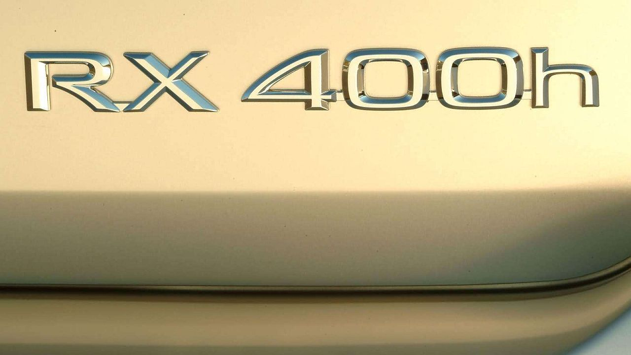 Lexus-RX-bekannte Probleme