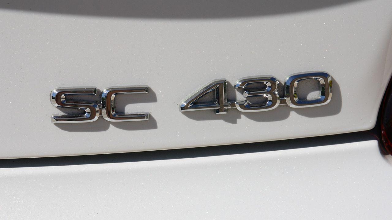 Lexus-SC-bekannte Probleme