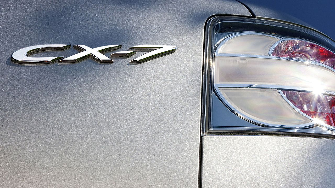 Mazda-cx-7-bekannte Probleme
