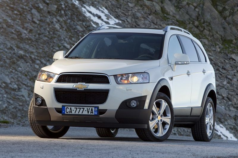 Chevrolet Captiva 2011 2015 Car Recalls Eu
