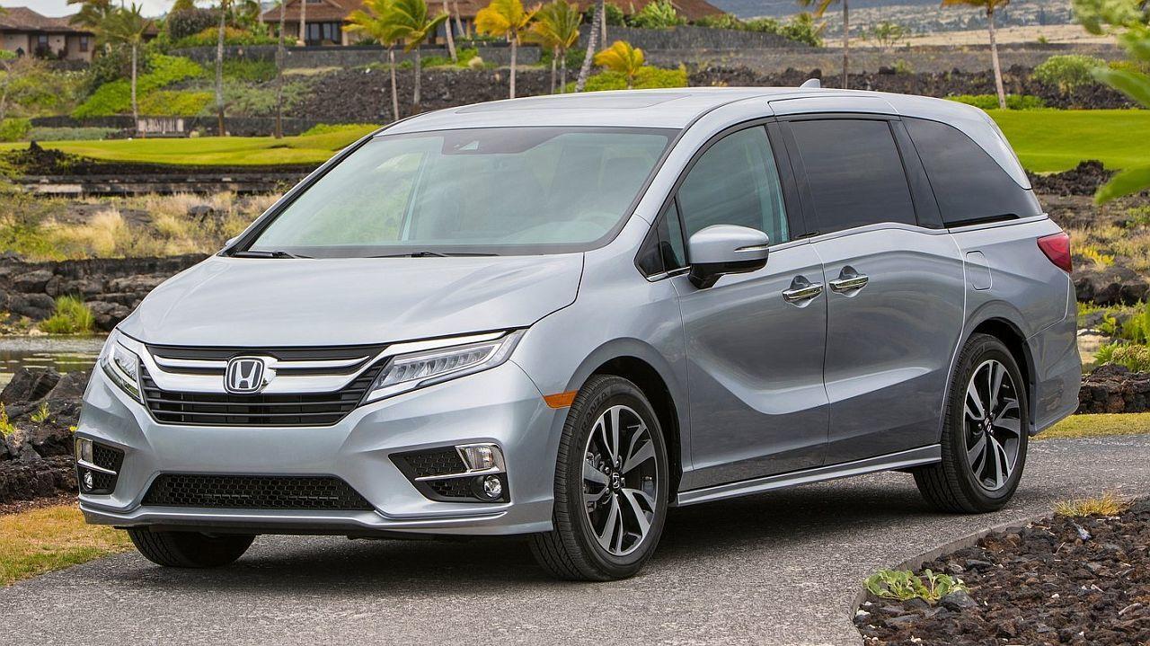 Honda Odyssey (2017 - 2019) « Car-Recalls.eu