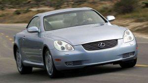 Lexus-SC430-2004-recall-airbag
