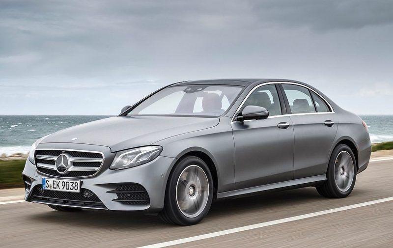 Mercedes-Benz E-Class (2017 - 2018) « Car-Recalls.eu