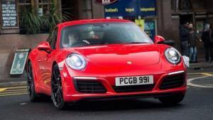 Porsche-911-2016-recall-capacitor-airbag