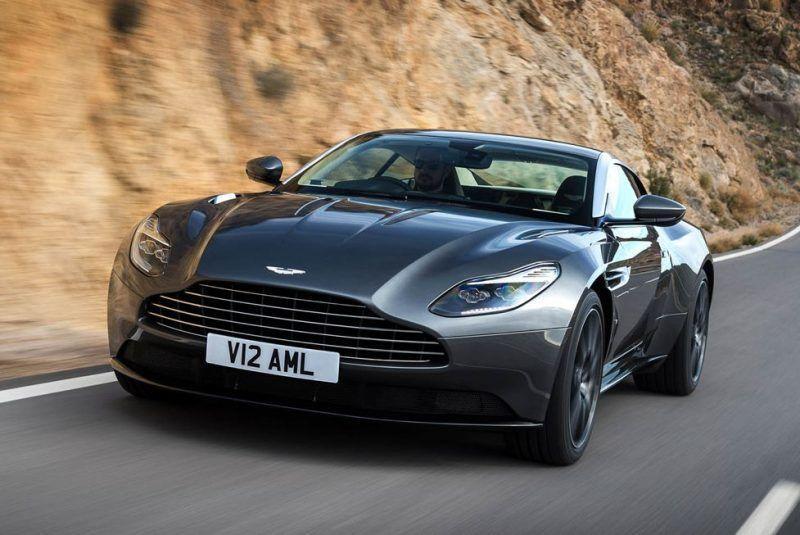 Aston Martin Db11 2015 2017 Car Recalls Eu