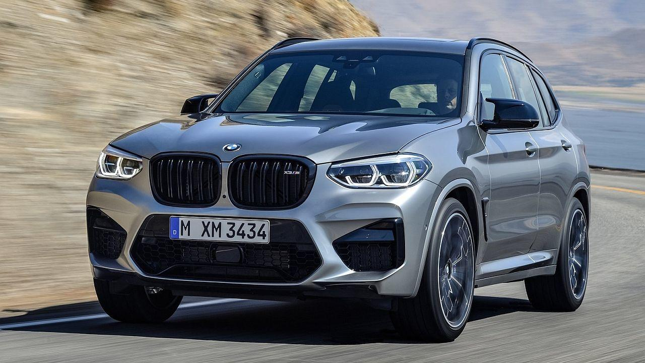 BMW-X3M-2020-recall-seatbelts-airbag