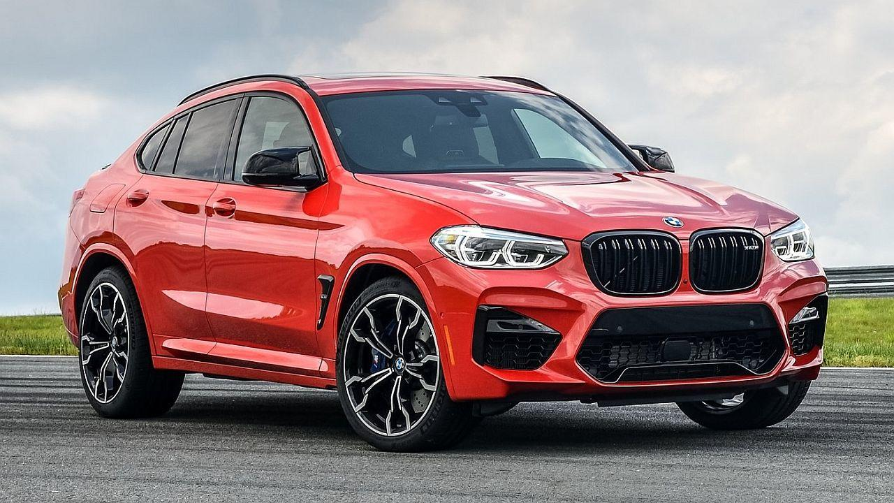 BMW-X4M-2020-recall-seatbelts-airbag