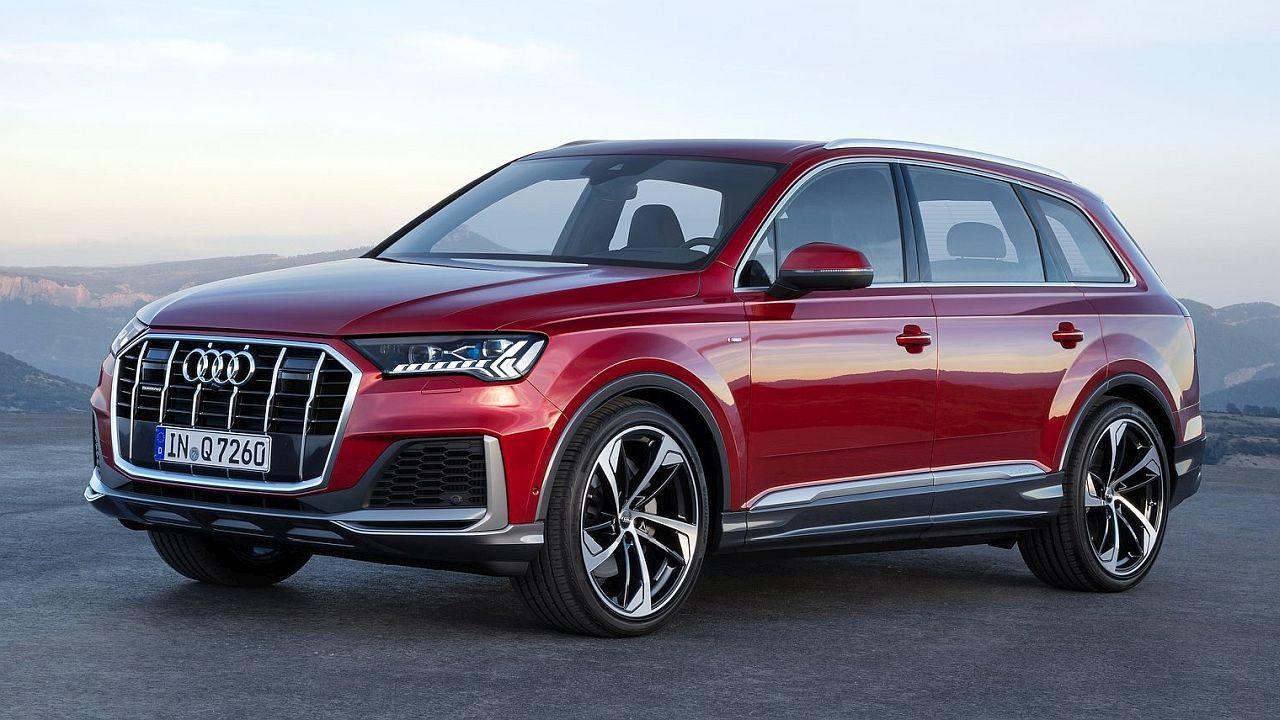 Audi Q7 (2019) «Car-Recalls.eu