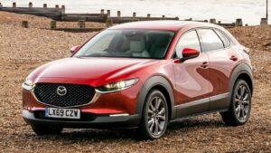 Mazda-.CX-30-2020-fuel-leak-fire