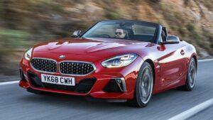 BMW-Z4-fuel-tank-fire
